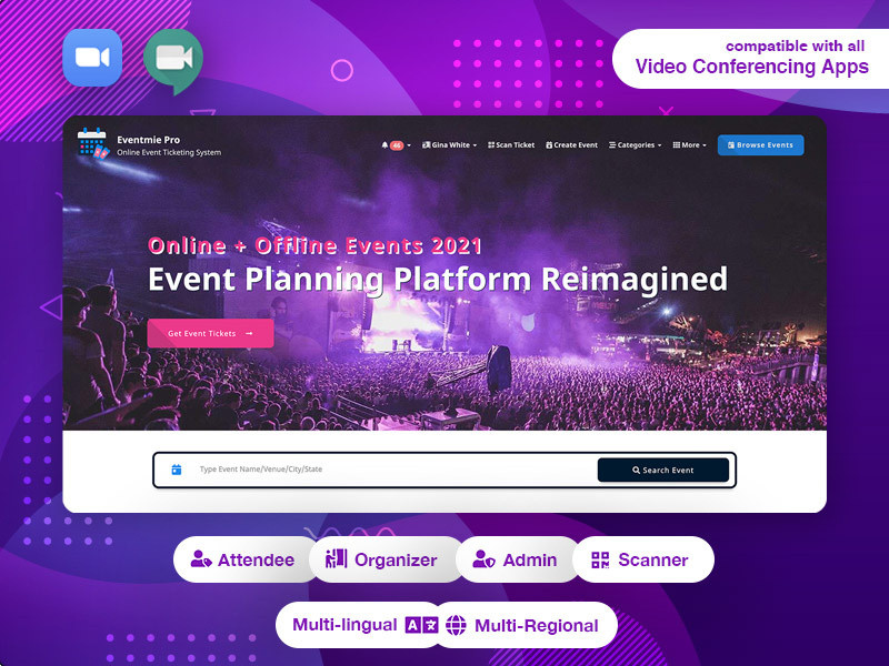 What is Eventmie Pro