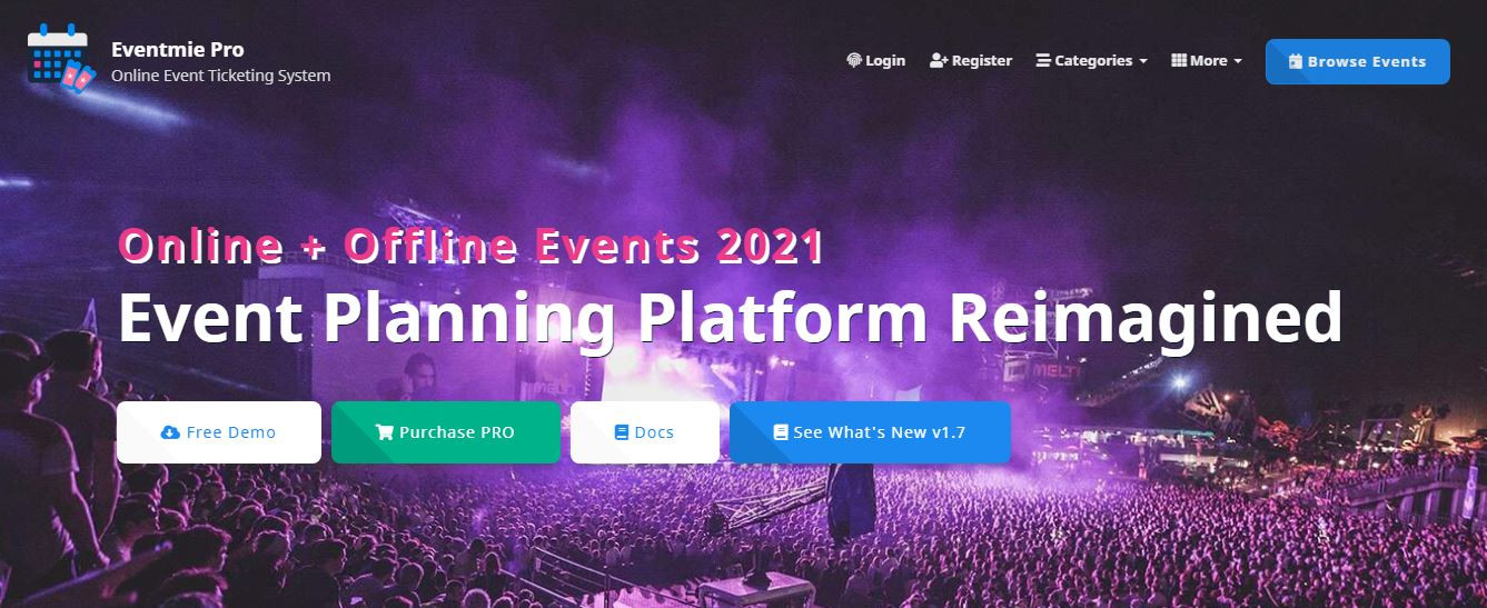How Eventmie Pro Helps You in Making Virtual and Hybrid Event Better?