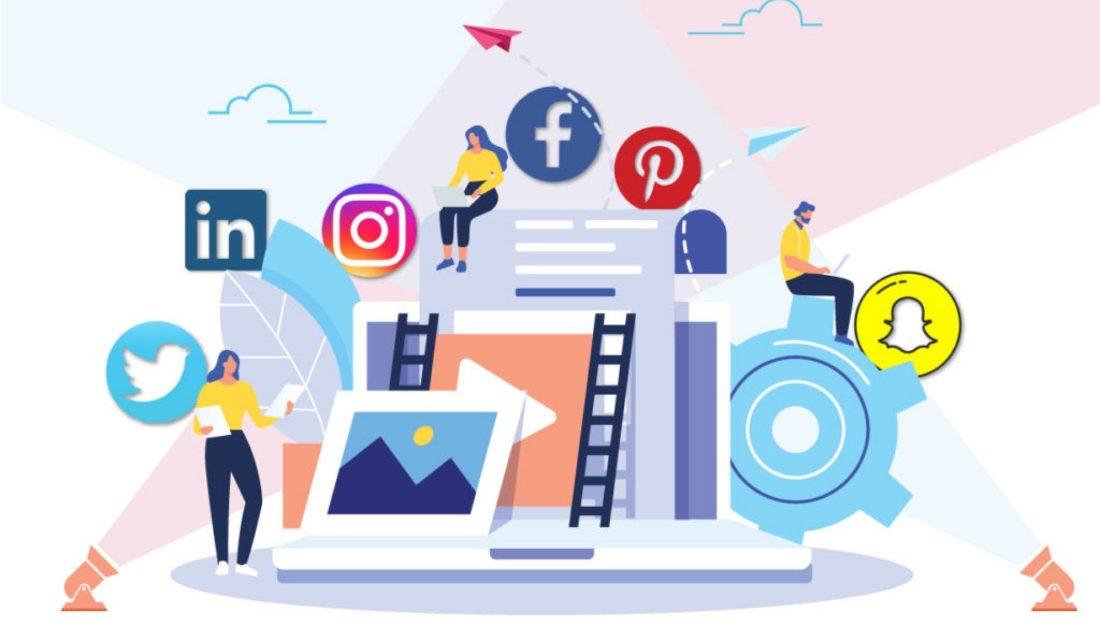 Keep your Website & Social Media Accounts up to date-