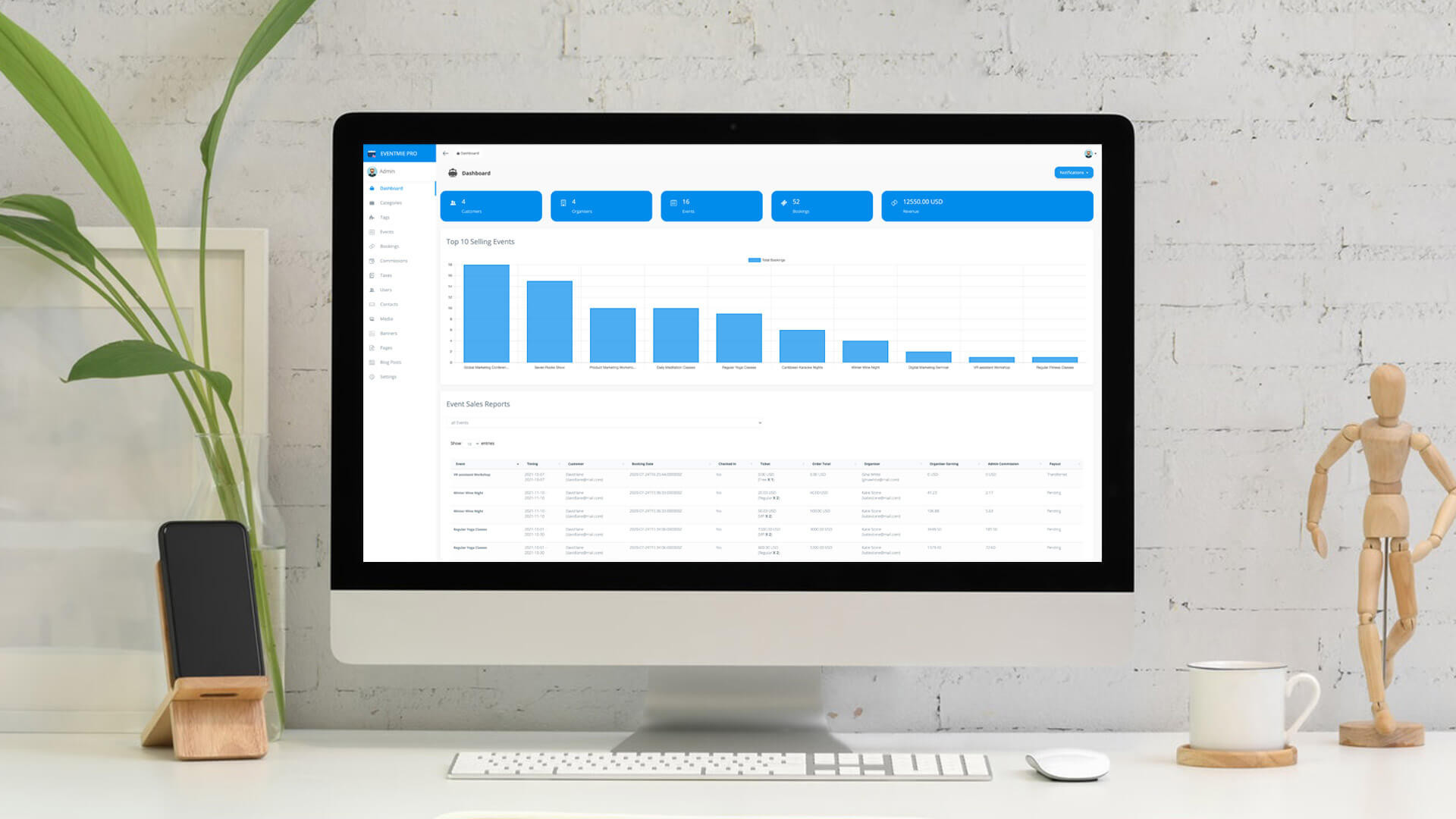 Real-Time Data Tracking