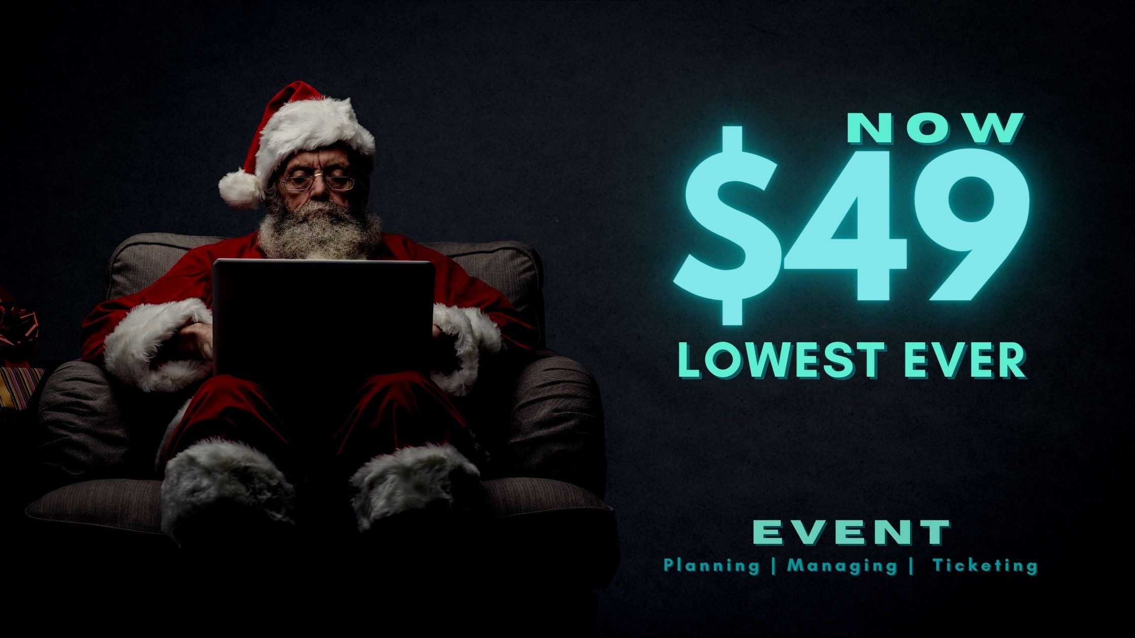 Eventmie Pro Christmas & New Year Sale - Lowest Price Ever