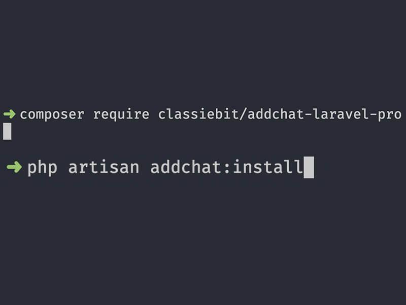 Install via Composer